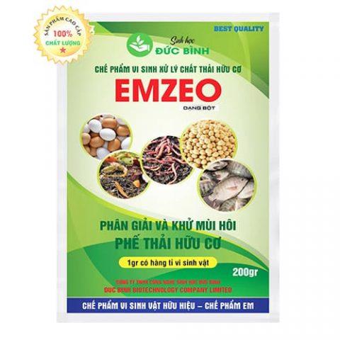 Chế phẩm EMZEO được bày bán ở nhiều đại lý trên toàn quốc